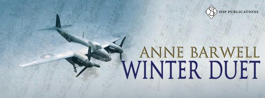Anne Barwell - Winter Duet Banner
