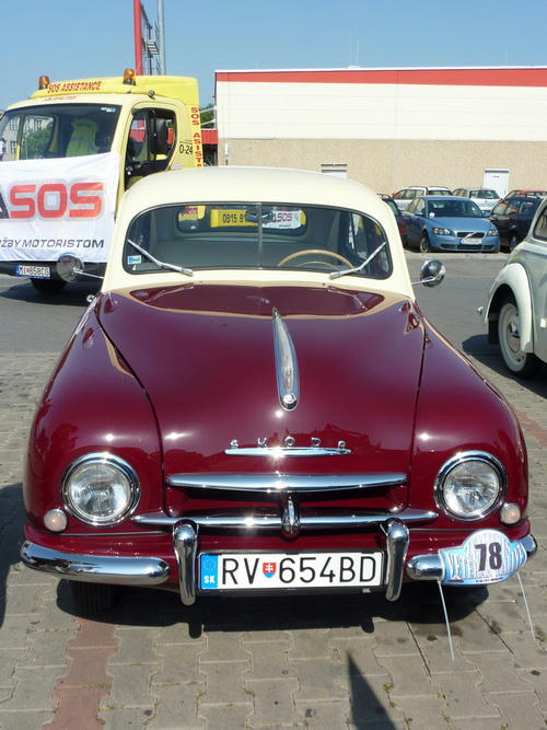 Škoda 1200-955 Sedan