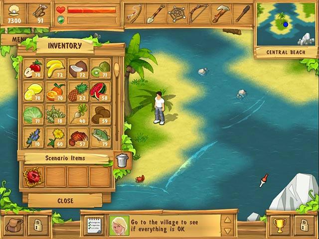 The Island - Castaway ภาพตัวอย่าง 02