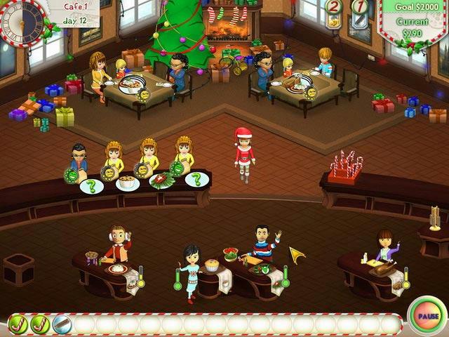 Amelie's Cafe Holiday Spirit ภาพตัวอย่าง ๒
