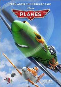 نقد و بررسی انیمیشن Planes (هواپیماها)