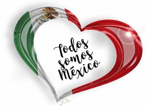 Todos somos México. México representa la dignidad latinoamericana, apoyémoslo