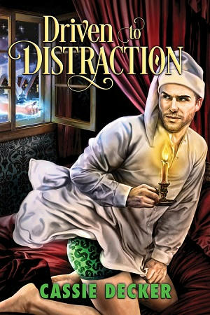 Cassie Decker - Driven to Distraction Cover s