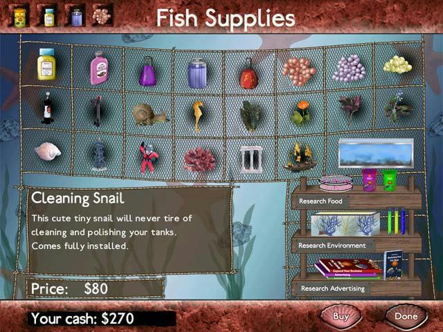Fish Tycoon ScreenShot03