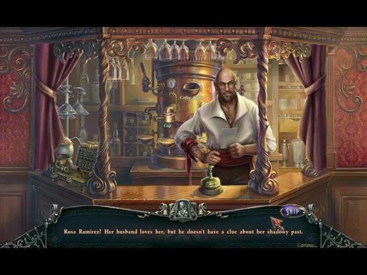 Grim Facade - A Wealth of Betrayal ภาพตัวอย่าง 03