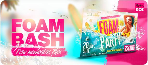 Toxic Fridays Flyer (Clubs & Parties) 95p5mtq57kkkhp6zg