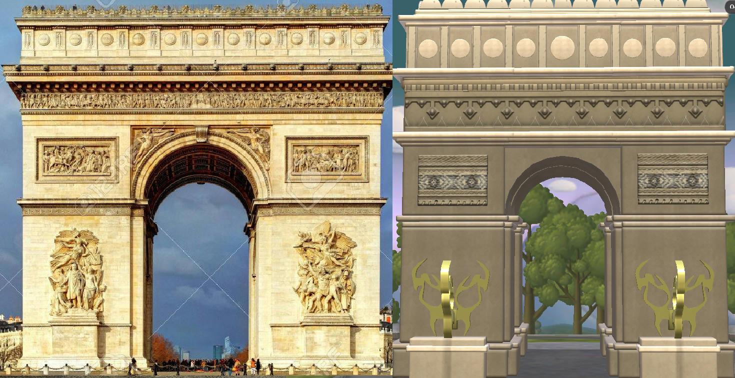 Arc De Triomphe. Kek7afk0hd0jmc4zg