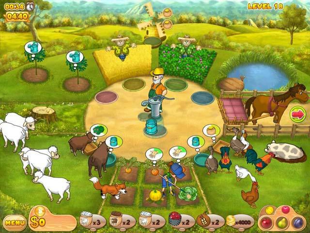 Farm Mania 2 ภาพตัวอย่าง 02