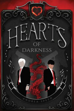 Andrea Speed - Hearts of Darkness Cover