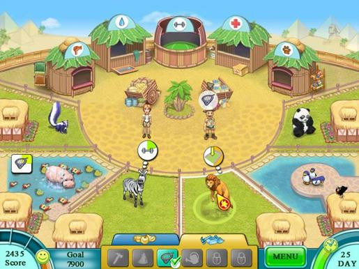 Jane's Zoo ภาพตัวอย่าง 02