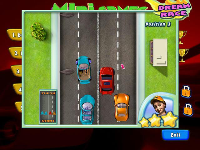 Dream Cars ภาพตัวอย่าง ๒