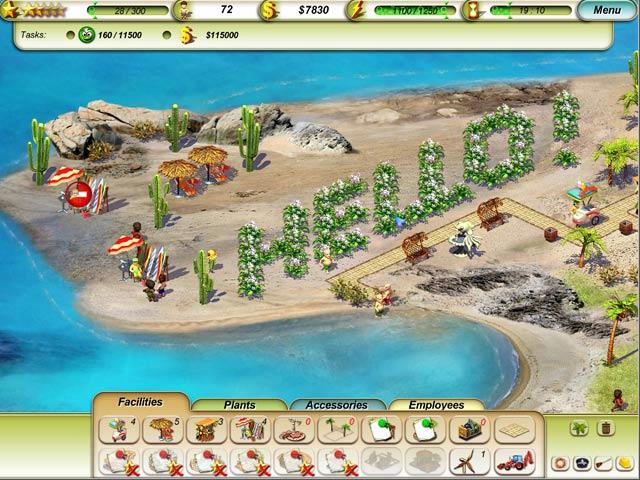 Paradise Beach ภาพตัวอย่าง 01