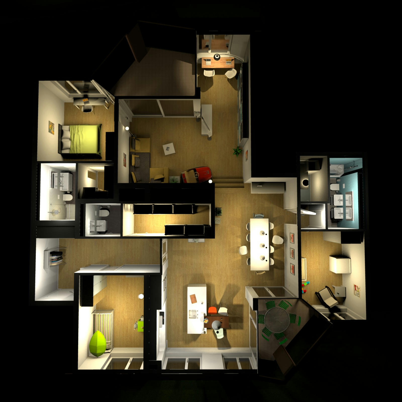 Sweet home 3d forum view thread flat is about to for Libreria arredamento sweet home 3d