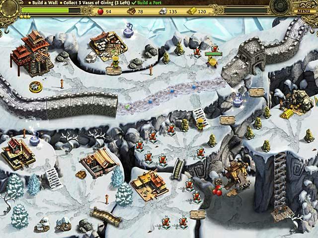 Building the Great Wall of China ภาพตัวอย่าง 03