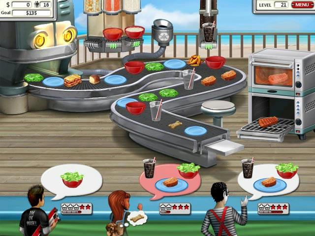 Burger Shop 2 ภาพตัวอย่าง 01