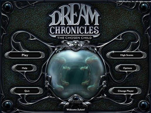 Dream Chronicles - The Chosen Child ภาพตัวอย่าง 01