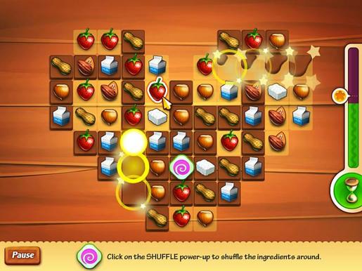 Chocolate Shop Frenzy ภาพตัวอย่าง 02