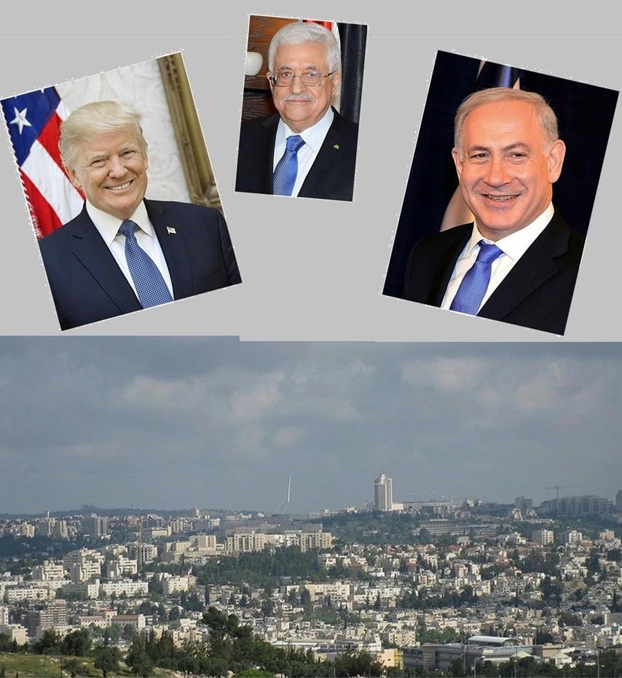 Otra vez Trump pone a temblar al mundo, esta vez por Jerusalén