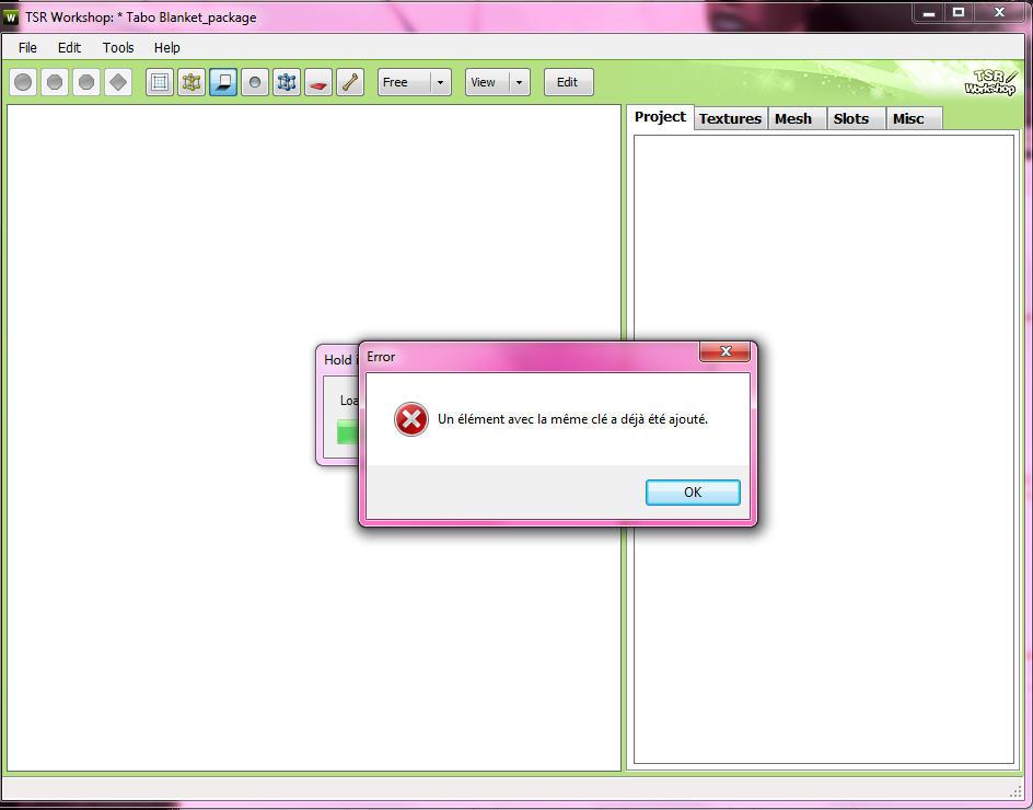 [Débutant] Manipuler TSRW - Convertir un fichier Sims3pack en fichier Package Ocvhaxhr4h7gjj4zg