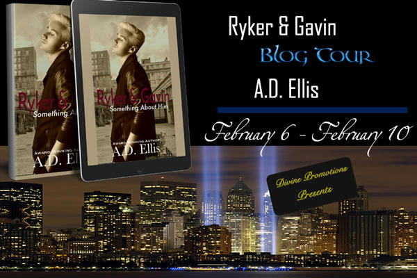 A.D. Ellis - Ryker & Gavin BT Banner
