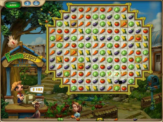 Farmscapes ภาพตัวอย่าง 03