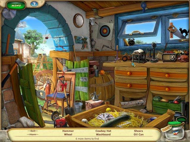 Farmscapes ภาพตัวอย่าง 02