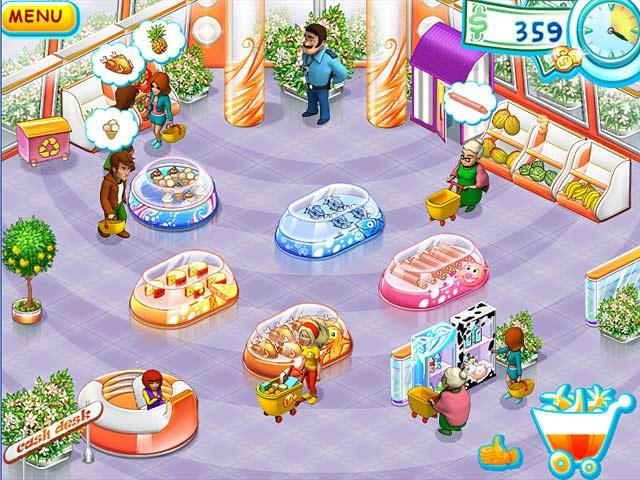 Supermarket Mania ภาพตัวอย่าง 02