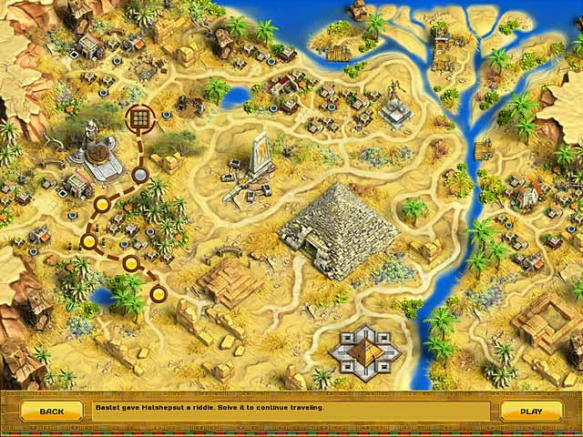 Egypt - Secret of five Gods ScreenShot01