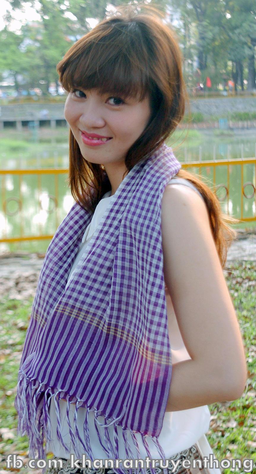 Bán sỉ, lẻ khăn rằn Nam bộ, khăn rằn Campuchia - Giá bán tốt nhất hiện nay - 3