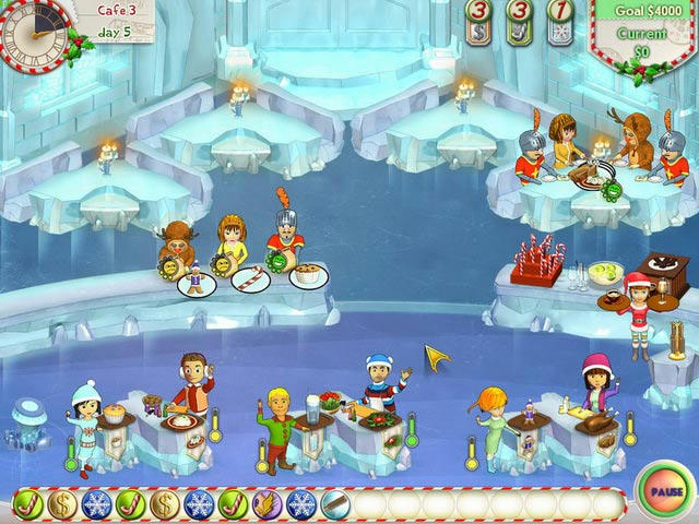 Amelie's Cafe Holiday Spirit ภาพตัวอย่าง ๓