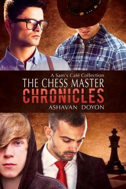 Ashavan Doyon - The Chessmaster Chronicles Cover