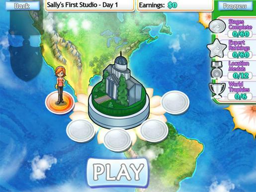 Sally's Studio ภาพตัวอย่าง 01
