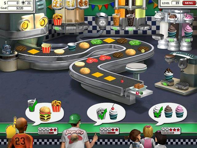 Burger Shop 2 ภาพตัวอย่าง 03