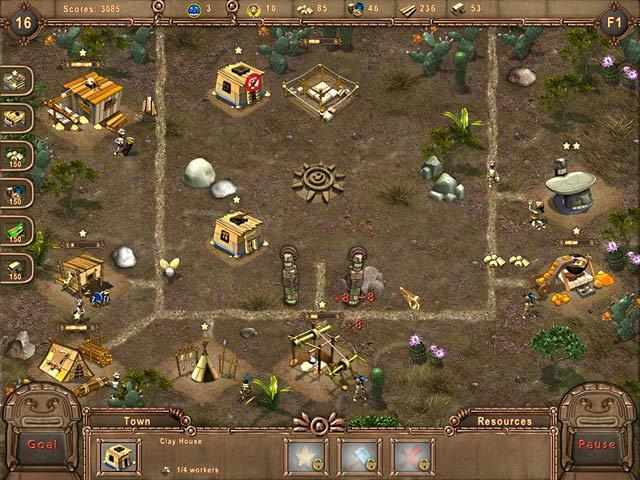 Aztec Tribe ScreenShot03