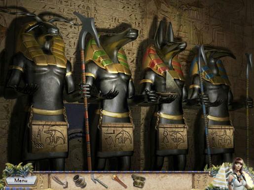 Riddles of Egypt ภาพตัวอย่าง 02