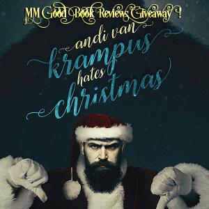 Andi Van - Krampus Hates Christmas Square gif