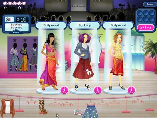 Jojo's Fashion Show 2 - Las Cruces ภาพตัวอย่าง ๑