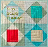 Sew Solid Sunday