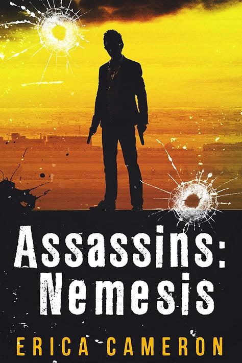 Erica Cameron - Assassins Nemesis Cover