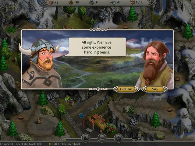 Viking Saga ภาพตัวอย่าง 03