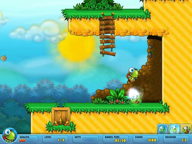 Turtix 2 - Rescue Adventures ScreenShot03