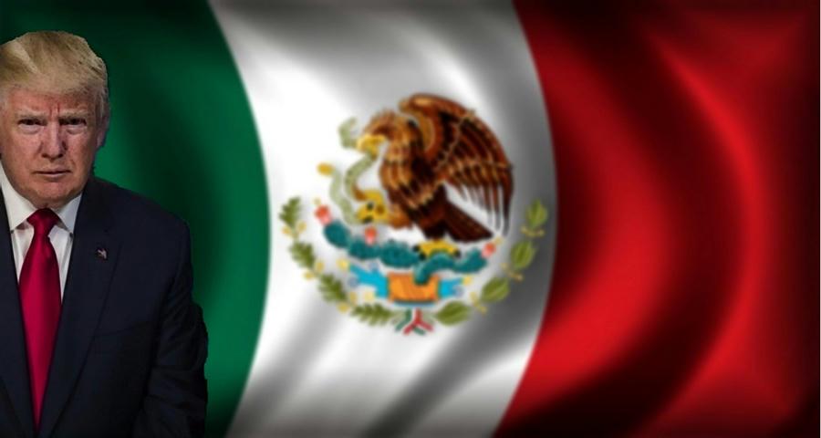 Un México soberano e indignado ante amenaza de Trump de hacerle pagar el muro