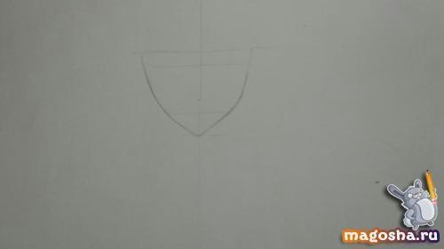Как научиться рисовать Цубаки слугу-вампира