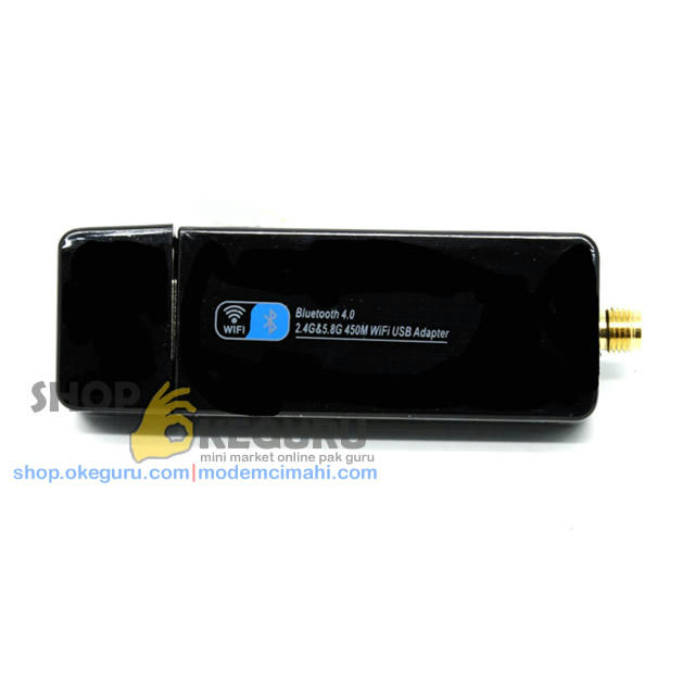 USB WiFI Adapter Dual Band Bluetooth Receiver