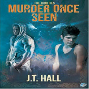 J.T. Hall - Murder Once Seen Square