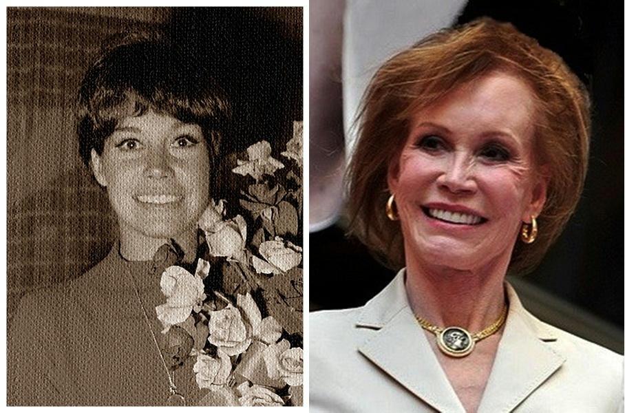 Murió Mary Tyler Moore icono femenino de la televisión mundial