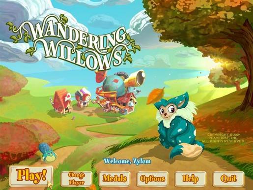 Wandering Willows ภาพตัวอย่าง 01