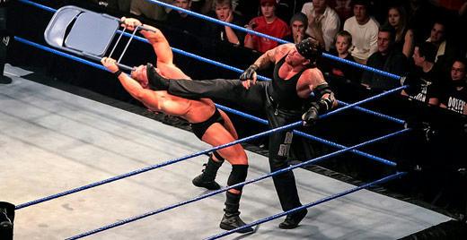 WWE Passport to Pain 2003