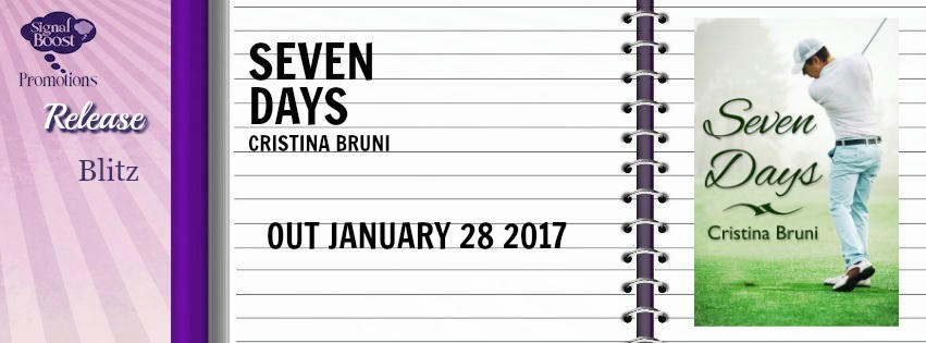 Cristina Bruni - Seven Days BT Banner