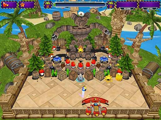 Mega World Smash ภาพตัวอย่าง ๒